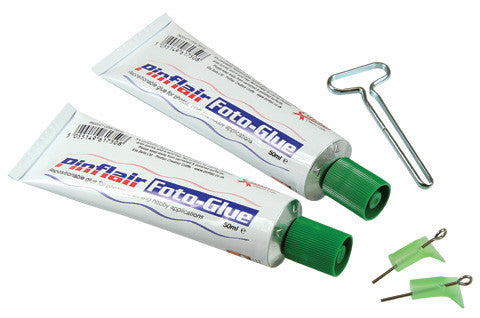 Pinflair Foto Glue 2pk Kit