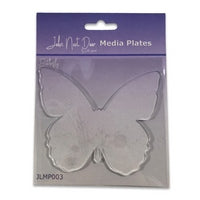 John Next Door Media Plate - Butterfly JLMP003