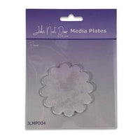 John Next Door Media Plate - Flower JLMP004
