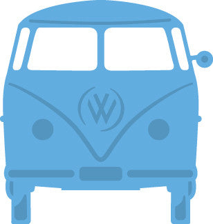 VW Bus - Marianne Design Creatable LR0359