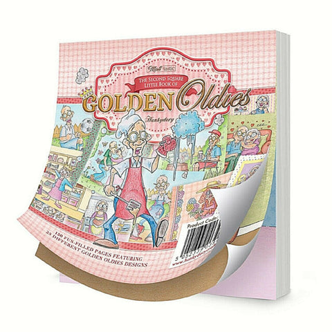 The Little Book Of The Second Square Little Book of Golden Oldies By Hunkydory