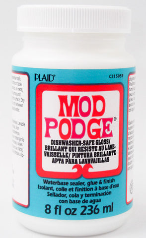 Mod Podge Dishwasher 8oz