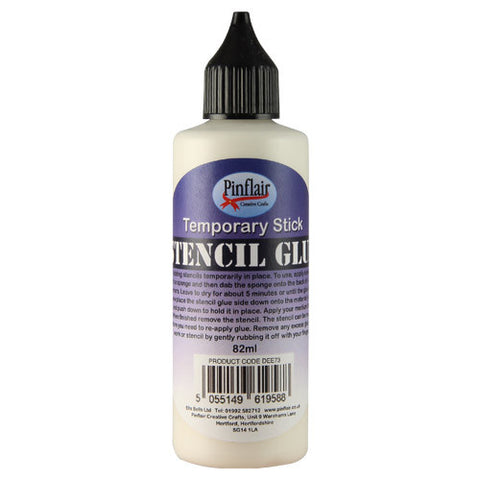 Pinflair Stencil Glue 82ml