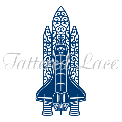 Rocket (D1304) By Tattered Lace