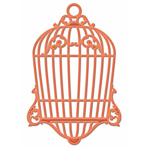 Bird Cage Two Shapeabilities Dies D-Lites by Spellbinders S3-203