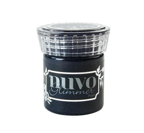 Nuvo - Glimmer Paste - Black Diamond - 952n