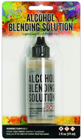 Tim Holtz Alcohol Blending Solution 2fl oz. By Ranger