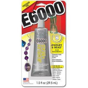 E6000 Jewellery and Bead Glue TRC112