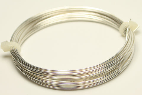 Silver Plated Copper Wire 0.80mm 6m. TRC200