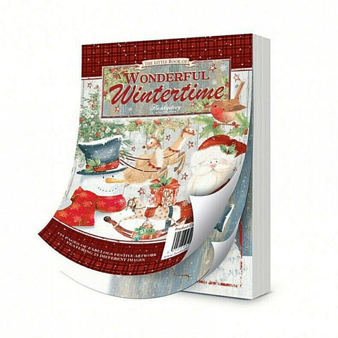 The Little Book of Wonderful Wintertime By Hunkydory