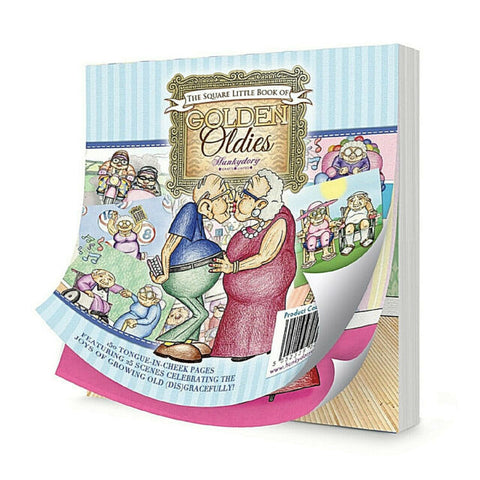 The Square Little Book of Golden Oldies By Hunkydory