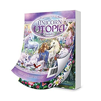 The Little Book Of Unicorn Utopia By Hunkydory