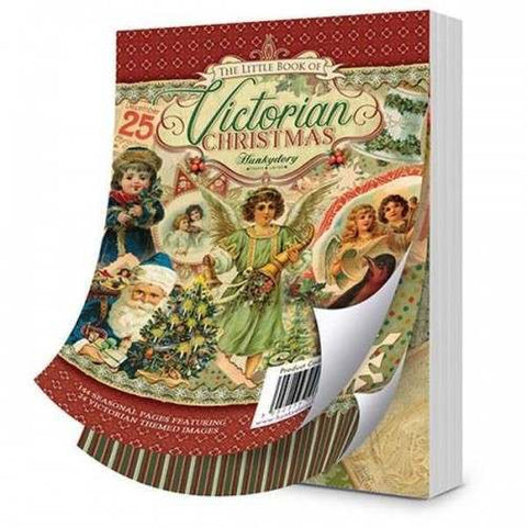 The Little Book Of Victorian Christmas By Hunkydory