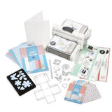Sizzix Big Shot Plus A4 Machine Kit (White & Gray)