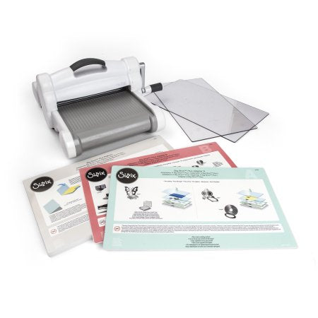 Sizzix Big Shot Plus A4 Machine Only (White and Grey)