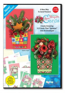Christmas Bouquets CD ROM by Digicraft