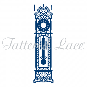 Grandfather Clock (D295) By Tattered Lace