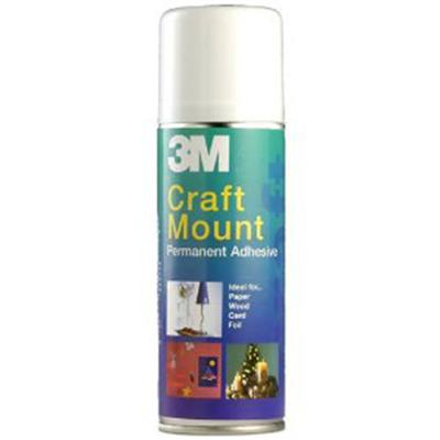 3M Craftmount Permanent Adhesive 200ml