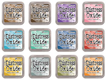 Tim Holtz Ranger Distress Oxide Ink Pads
