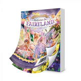 The Little Book Of Welcome to Fairyland By Hunkydory