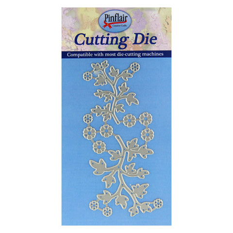 Floral Cutting Die TSTL047 By Pinflair