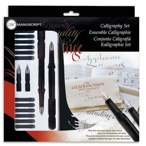 MANUSCRIPT MASTERCLASS GIFT SET MC146
