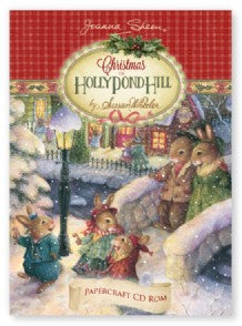 CD-Rom - Christmas in Holly Pond Hill by Joanna Sheen