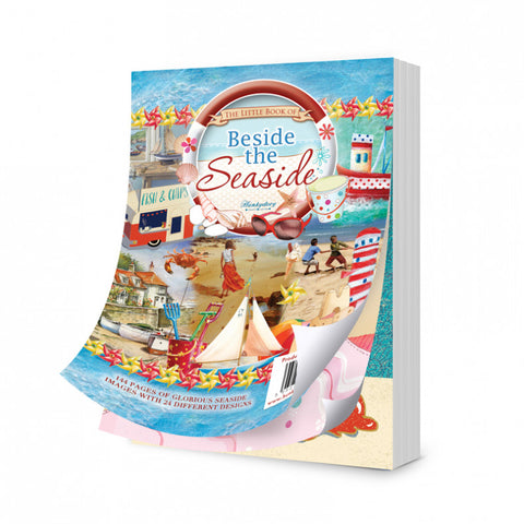 The Little Book Of Beside The Seaside By Hunkydory