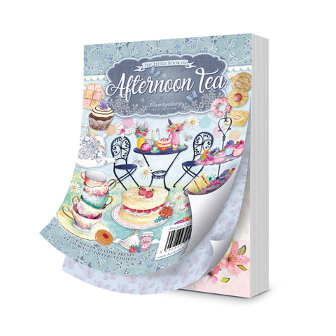 The Little Book Of Afternoon Tea By Hunkydory