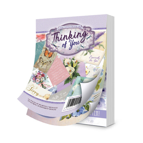 The Little Book Of Thinking Of You By Hunkydory