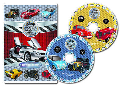 Motor Mania Double CD Rom Collection