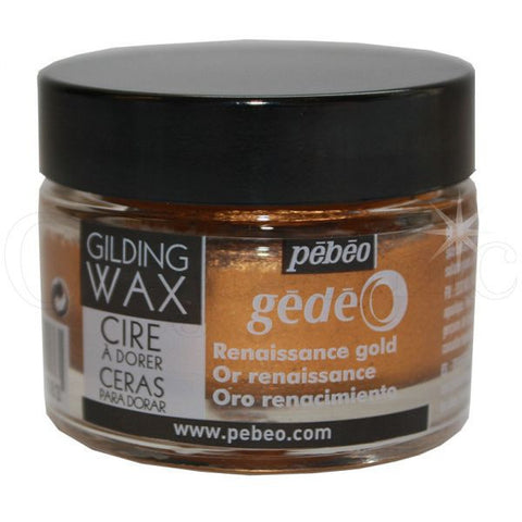 Gilding Wax By Pebeo