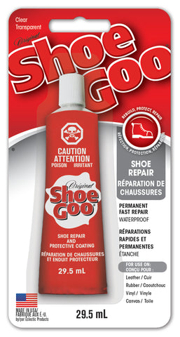 Shoe Goo Shoe Repair and Protective Coating Clear/Transparent