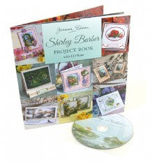 Shirley Barber Project Book with CD Rom by Joanna Sheen