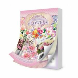 The Third Little Book of Flowers By Hunkydory