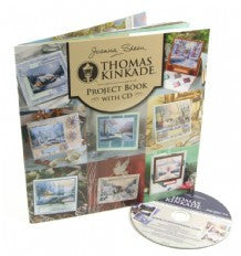 Thomas Kinkade Project Book with CD Rom by Joanna Sheen