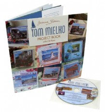 Tom Mielko Project Book with CD Rom by Joanna Sheen