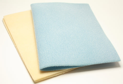 "Beadalon Bead Mat Blue or Beige 9"" x 12"" TRC246"