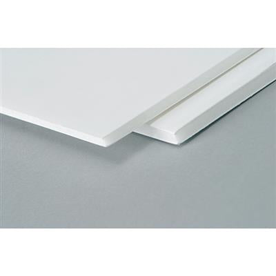 White Foamboard 10mm 20x30 Box of 10 sheets By West Designs (5-7 Days Pre-Order)