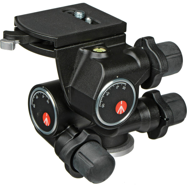 Manfrotto 410 3-Way Geared Pan & Tilt Head