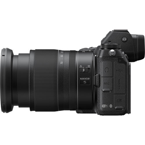 Z7 with 24-70mm F4 S