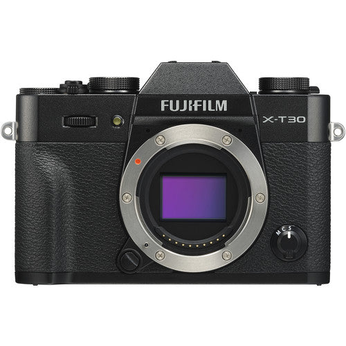Fujifilm X-T30 Mirrorless Camera Body [Black]