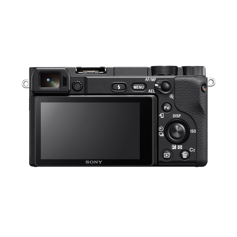 Sony Alpha a6400 Mirrorless Camera Body [Black]