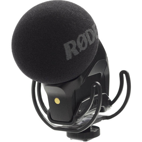 Rode Stereo VideoMic Pro-R