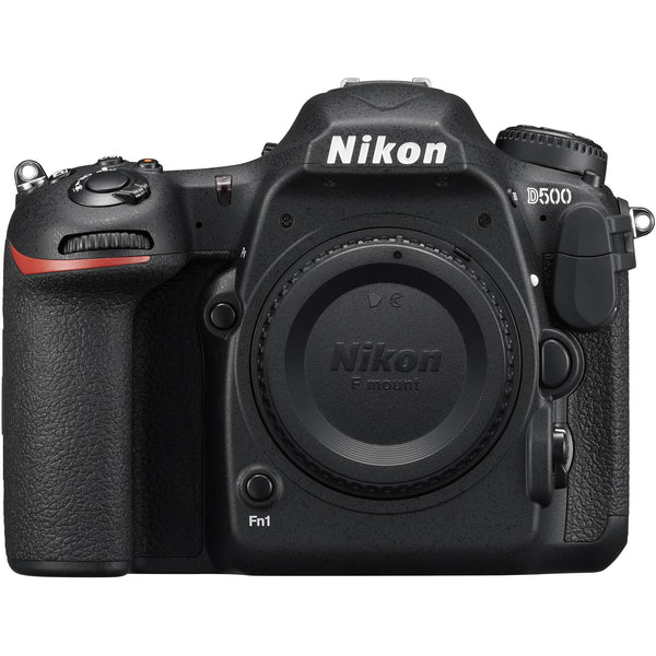 Nikon D500 DX DSLR Camera Body