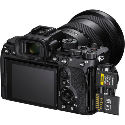 Sony Alpha a7S III FE Mirrorless Camera Body