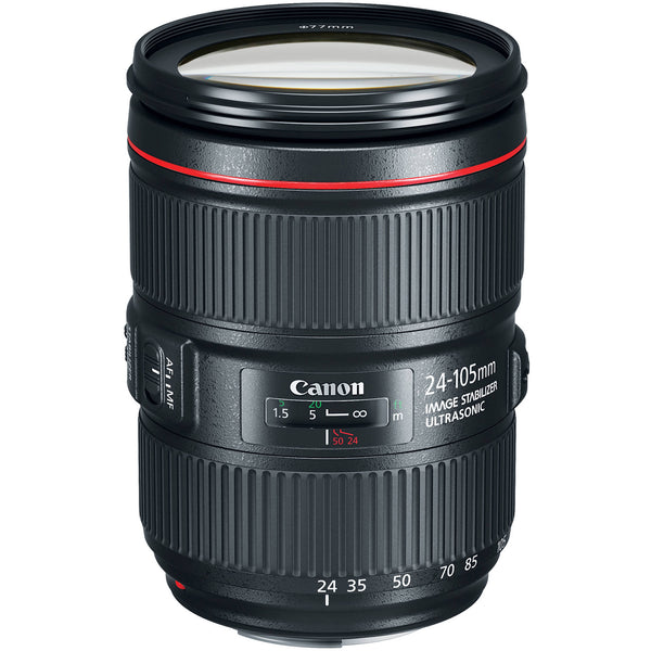 Canon EF 24-105mm F4L IS II USM Lens