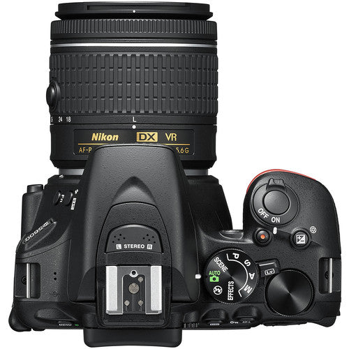 Nikon D5600 DX DSLR Camera with 18-55mm VR Lens