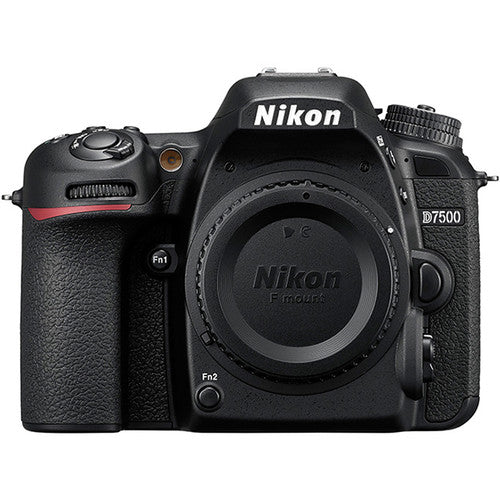 Nikon D7500 DX DSLR Camera with 18-300mm VR Lens