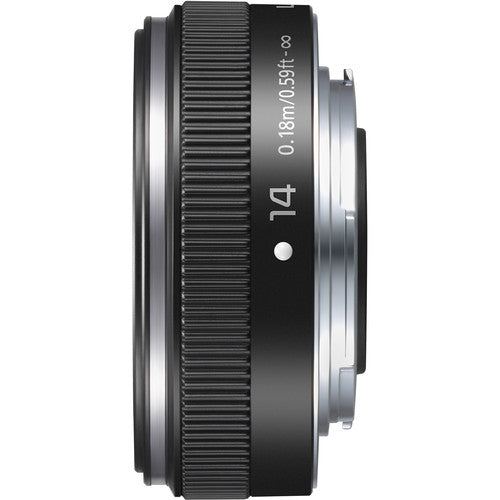 Panasonic MFT 14mm F2.5 ASPH II